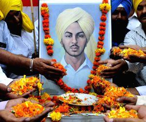 Bhagat Singh's 110th birth anniversary