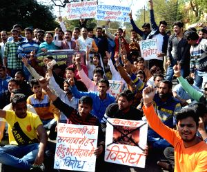 "Demonstration against ""Padmaavat"