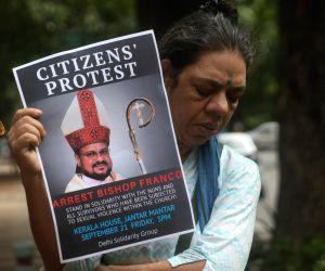 Kerala Catholic bishop arrested over nun's rape