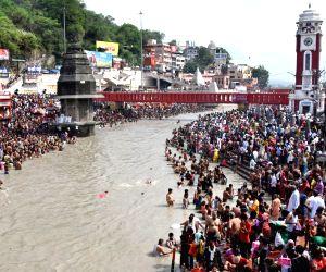 Somvati Amavasya -  Har Ki Pauri