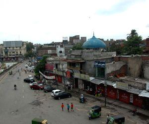 PAKISTAN LAHORE ECONOMY TRADERS STRIKE