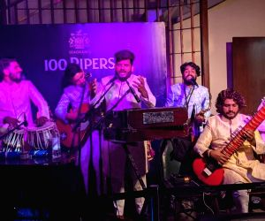 Performing live in Delhi post Covid: Swaraag's Asif Khan shares his experience