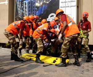 Disaster mock drill