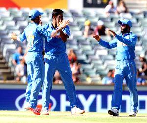 Perth (Australia): ICC World Cup 2015 - India vs UAE