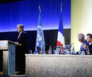 FRANCE PARIS COP 21 OPENING CEREMONY