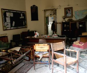PAKISTAN PESHAWAR SCHOOL ATTACK AFTERMATH
