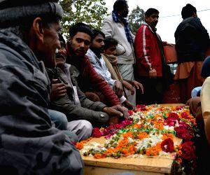PAKISTAN PESHAWAR TOXIC LIQUOR VICTIMS FUNERAL