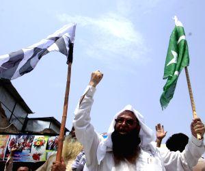 PAKISTAN PESHAWAR KASHMIR PROTEST