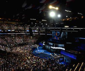 U.S.-PHILADELPHIA-DEMOCRATIC NATIONAL CONVENTION-MICHELLE OBAMA
