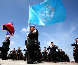 CAMBODIA PHNOM PENH MALI PEACEKEEPING