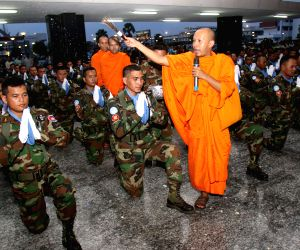 CAMBODIA-PHNOM PENH-PEACEKEEPING MISSION