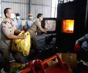 Phnom Penh (Cambodia): Fake medicines seized