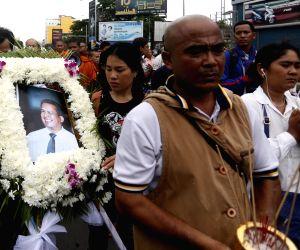 CAMBODIA PHNOM PENH POLITICAL ANALYST DEATH