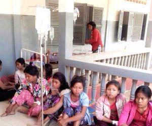 CAMBODIA SIEM REAP ILLNESS