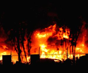CHINA TIANJIN EXPLOSION