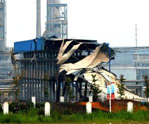 CHINA SHANDONG RIZHAO FIRE EXTINGUISHED