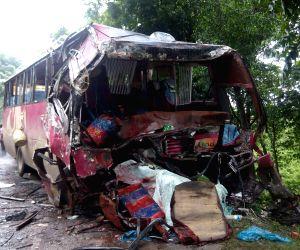 BANGLADESH SIRAJGANJ ACCIDENT