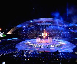 SOUTH KOREA GWANGJU UNIVERSIADE OPENING CEREMONY