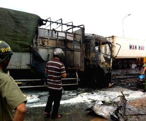 VIETNAM-BINH THUAN-TRAFFIC ACCIDENT