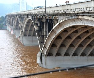 CHINA CHANGSHA FLOOD PEAK