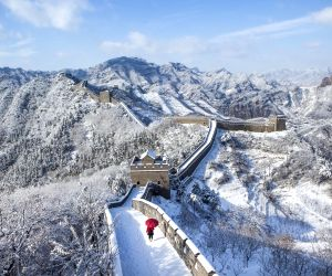Weekly Choices of Xinhua Photo: Icy China