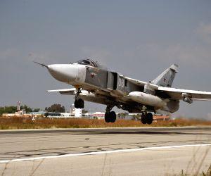 SYRIA RUSSIA SU 24 DOWN
