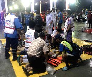 THAILAND PHUKET ACCIDENT