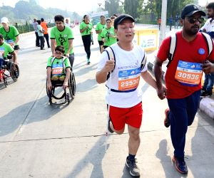 TCS World 10K crown - physically challenged people