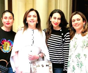 Pictures of Reliance Foundation Chairperson Nita Ambani's over 200-diamond encrusted Hermès Himalaya Birkin bag, worth over Rs 2.6 crore, has gone viral on the social media.  In the images posted on the social media, Nita Ambani is seen wearin