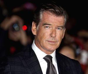 Brosnan's sons named 2020 Golden Globe ambassadors