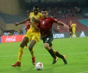 FIFA U-17 World Cup - Group B - Turkey Vs Mali
