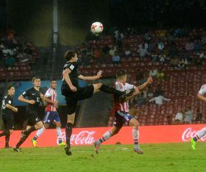 FIFA U-17 World Cup - Group B - Paraguay Vs New Zealand