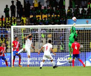 FIFA U-17 World Cup -  Group C - Costa Rica Vs Iran