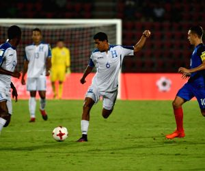 FIFA U-17 World Cup -  Group E - Honduras Vs France