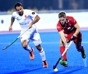 Hockey World League Final 2017 - Belgium Vs Spain