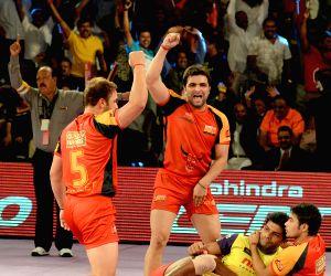 Pro-Kabaddi League - Bengaluru Bulls vs Telugu Titans