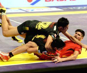 Pro Kabaddi League 2016 - Bengaluru Bulls vs Telagu Titans