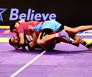 Pro Kabaddi League 2016 - U Mumba vs Jaipur Pink Panthers