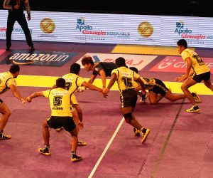Pro Kabaddi League 2016 - Bengal Warriors vs Telegu Titans