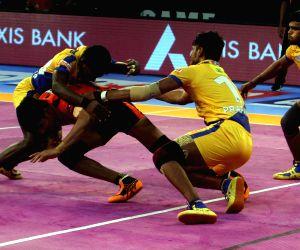Pro Kabaddi League 2017 - Tamil Thalaivas vs U Mumba