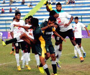 Santosh Trophy - 2014 - Goa vs Tamil Nadu