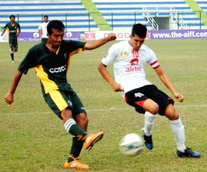 Santosh Trophy - 2014 - Goa vs Tamil Nadu