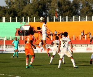 I-League - Shillong Lajong Vs NEROCA FC
