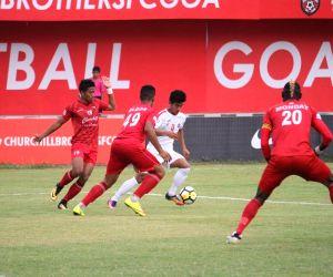 Vasco (Goa): DSK Shivajians FC v/s Aizawl FC