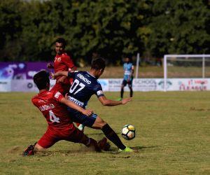 I-League - Minerva Punjab FC v/s Aizawl FC