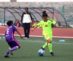 Indian Women's League - KRYHPSA Vs IGASE