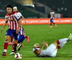Atletico de Kolkata vs Delhi Dynamos FC
