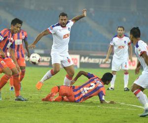 ISL - Delhi Dynamos FC vs FC Pune City