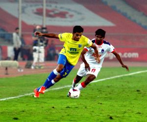 ISL - Delhi Dynamos FC vs NorthEast United FC