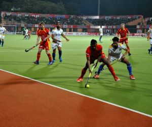 Hockey India League - Ranchi Rays Vs Jaypee Punjab Warriors